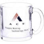 Coffee Mug ..cear glass