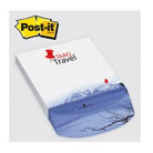 Post-It (R) - Rounded Angle Note Pad.