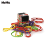 MoMa - Rubber x-Shaped Bands