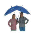 Twi Umbrella with 2 shafts