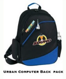 Urban Computer Urban Computer Backpack.